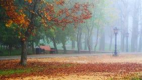 Herbstliches romantisches stockbilder