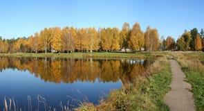 Herbstmethode Lizenzfreie Stockfotografie