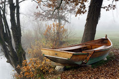 Herbstmorgen Lizenzfreie Stockfotos