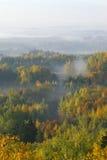 Herbstpalette Stockbild