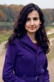 Herbstportrait Lizenzfreie Stockfotos
