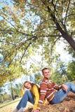 Herbstrest Lizenzfreies Stockbild