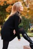 Herbstschönheit stockfoto