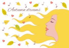 Herbstträume Lizenzfreies Stockfoto