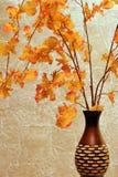 Herbstvase Lizenzfreies Stockbild