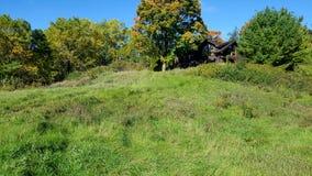 Herbstwanderwege Stockfotos