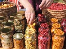 Herbstwaren stockfotos