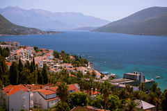 Herceg Novi Stock Photo