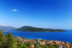 Herceg Novi and Boka Kotorska Royalty Free Stock Photos