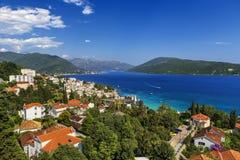 Herceg Novi City Stock Image
