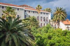 Herceg Novi dans Monténégro image libre de droits