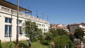 Herceg Novi es una nueva ciudad, Montenegro almacen de video
