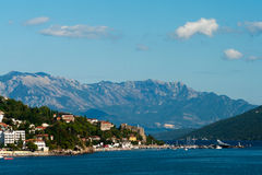 Herceg Novi - il Montenegro Immagini Stock