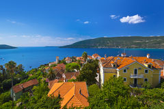 Herceg Novi - il Montenegro fotografia stock libera da diritti