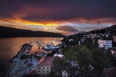Herceg Novi Stock Photography