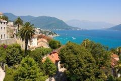 Herceg Novi, Kotor Bay, Montenegro Stock Photos