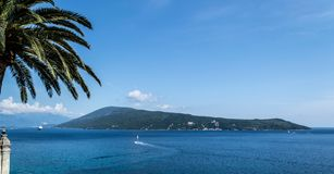 Herceg Novi Montenegro Stock Foto
