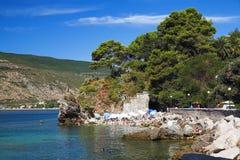 Herceg Novi, Montenegro Fotos de archivo libres de regalías
