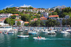 Herceg Novi, Montenegro Stock Photos