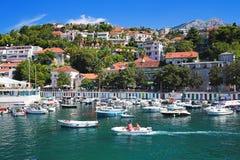 Herceg Novi, Montenegro Fotos de archivo