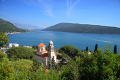 Herceg Novi, Montenegro. Stock Photography