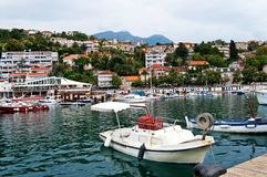 Herceg Novi, Montenegro Royalty Free Stock Images