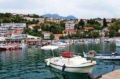 Herceg Novi, Montenegro Lizenzfreie Stockbilder