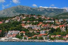 Herceg Novi, Montenegro Stock Foto's