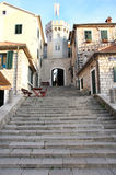 Herceg Novi, Montenegro Royalty Free Stock Photo