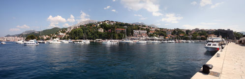 Herceg Novi, Montenegro Royalty Free Stock Photography