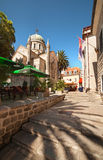Herceg Novi, Montenegro Stock Photo
