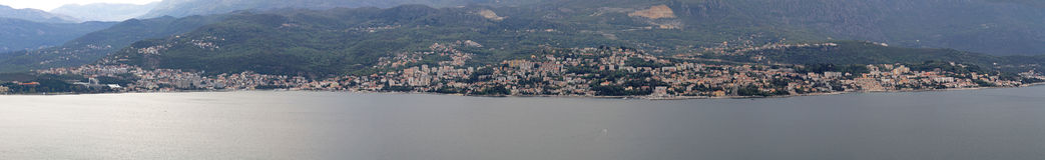 Herceg Novi Montenegro Stock Images