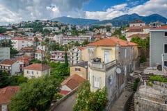 Herceg Novi old town Royalty Free Stock Photography