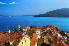 Herceg Novi - Stari Grad Royalty Free Stock Photography