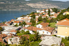 Herceg Novi Town - Montenegro Royalty Free Stock Photos
