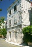 Herceg Novi - town at Montenegro Stock Photo