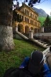 herculane φωτογράφος Ρουμανία Στοκ Φωτογραφίες