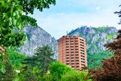 Herculane Rumänien lizenzfreies stockbild