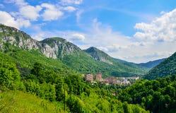 Herculane Rumania Fotos de archivo libres de regalías