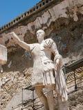 Herculaneum-Италия стоковое изображение