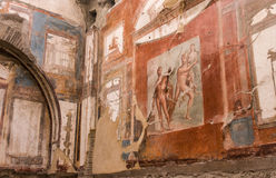 Herculaneum Royalty Free Stock Images
