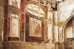 herculaneum Fotografia Royalty Free