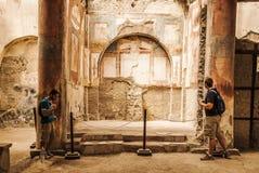 herculaneum Fotos de archivo