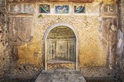 herculaneum Obrazy Royalty Free