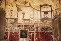 herculaneum Obrazy Stock