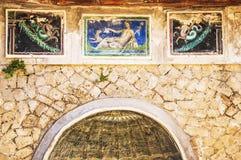 herculaneum Zdjęcia Royalty Free