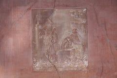 herculaneum royalty-vrije stock afbeeldingen