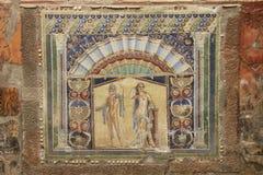 herculaneum royalty-vrije stock afbeelding
