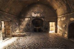 herculaneum Stockbild