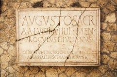 herculaneum стоковая фотография rf